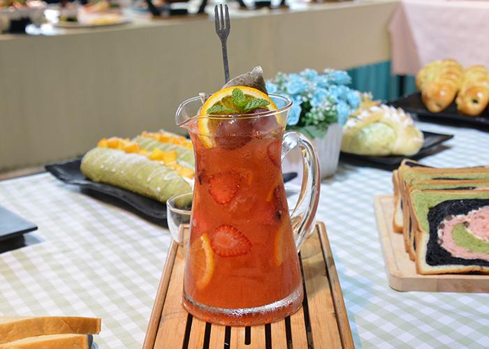 隽茶-新鲜热带水果奶茶