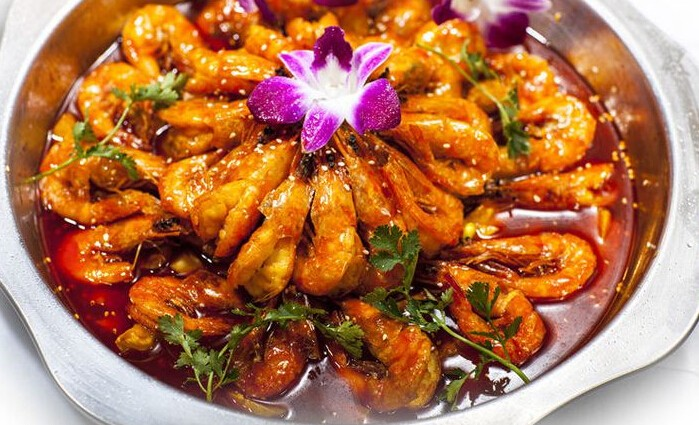 香辣虾做法